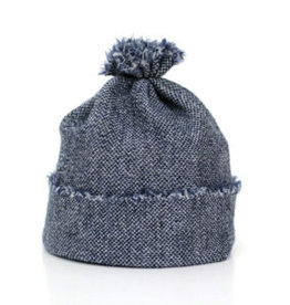 knitWORKS / Baby Beanie denim blue