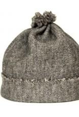 Merino Wool Baby Beanie beige
