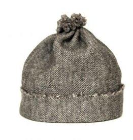 knitWORKS / Baby Beanie-Mütze beigefarben