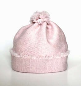 knitWORKS / Baby Beanie light pink
