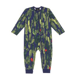 AARRE / Baby Jumpsuit Oasis green-colored