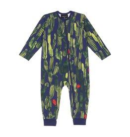 AARRE / Baby Overall Oasis grünfarben