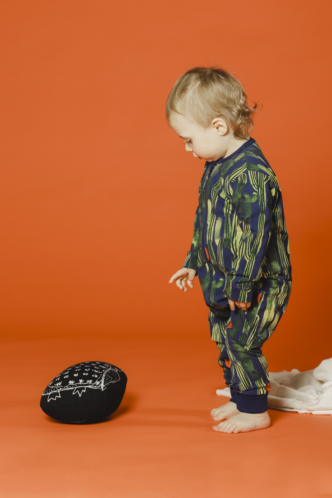 Baby Overall Oasis grünfarben
