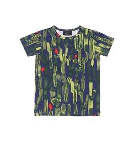AARRE / Kinder T-Shirt Oasis grünfarben