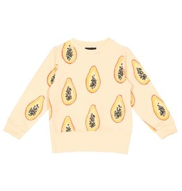 "AARRE / Kinder Sweater ""Papaya"""