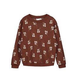MAINIO CLOTHING / Pull en laine mérinos avec motif jacquard
