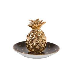 Juwelenschaaltje ananas
