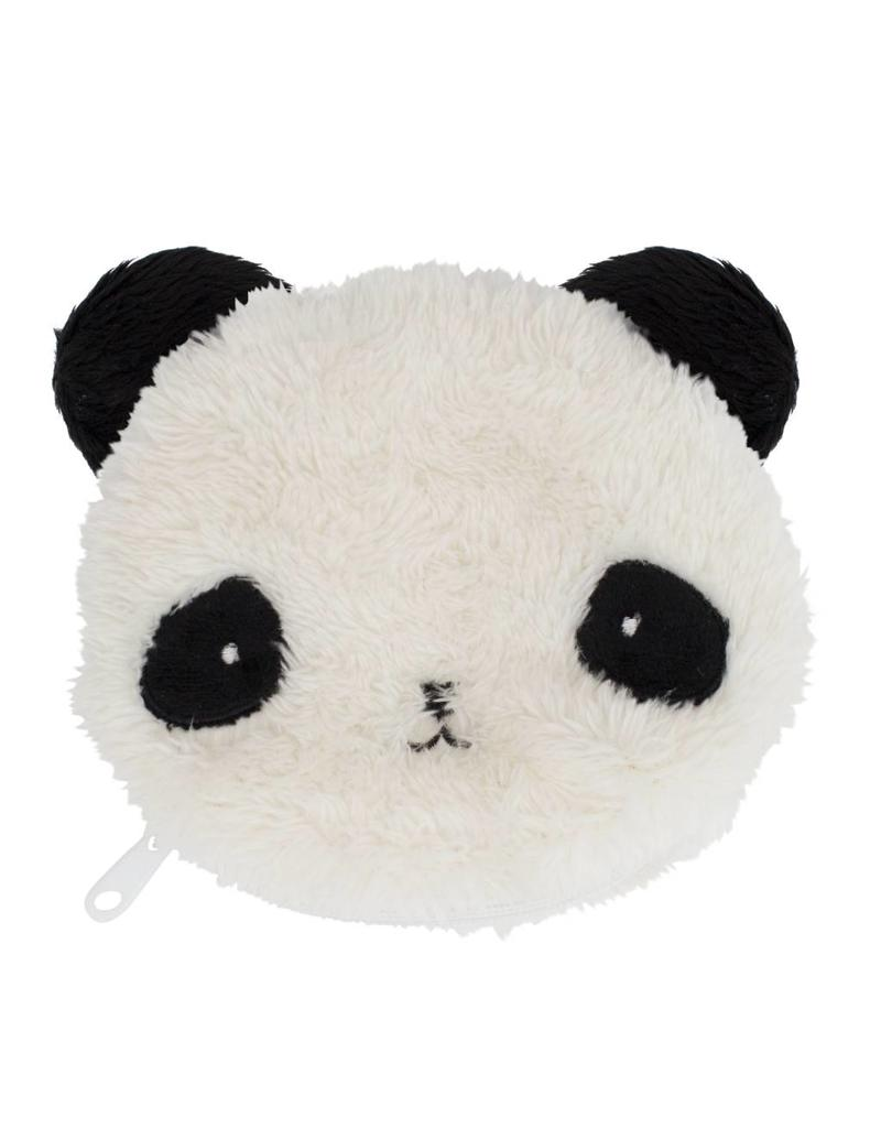 Portemonneetje fluffy panda