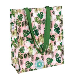 Shopper A3 tropical palm