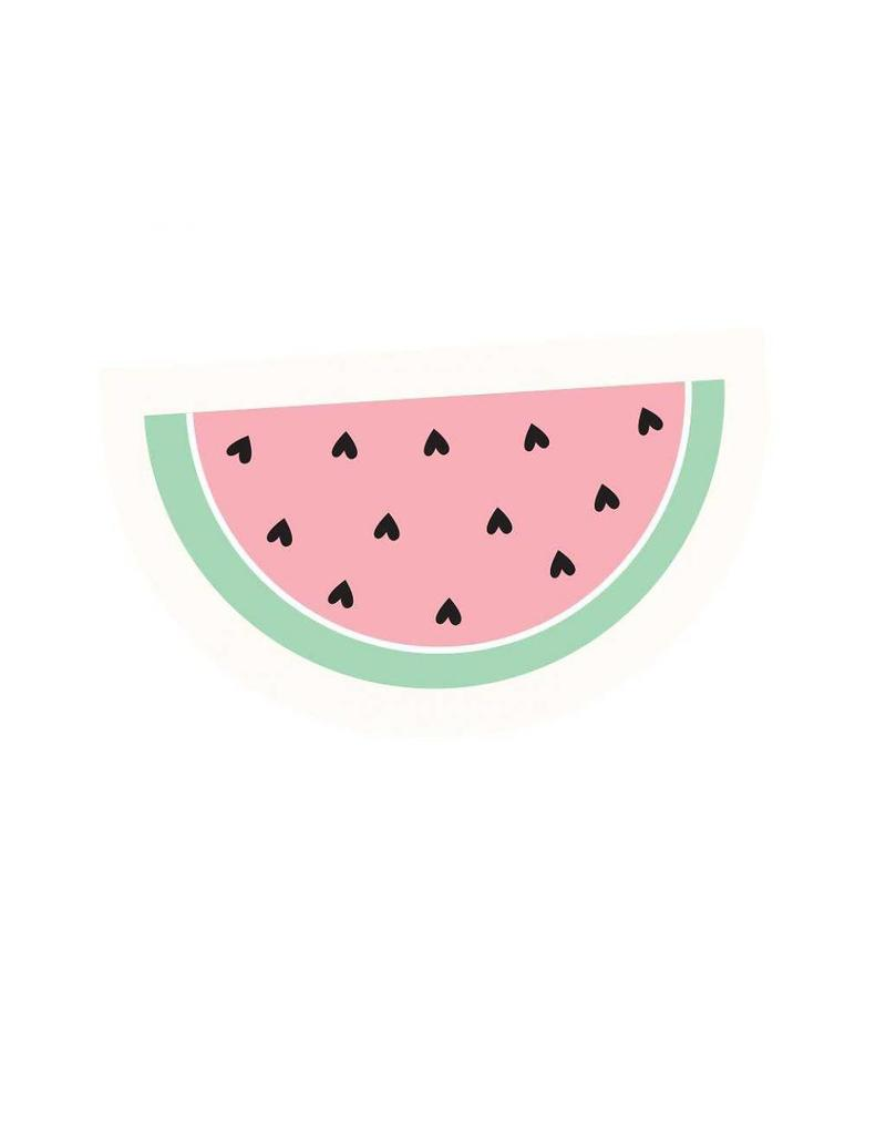 Kussen watermeloen