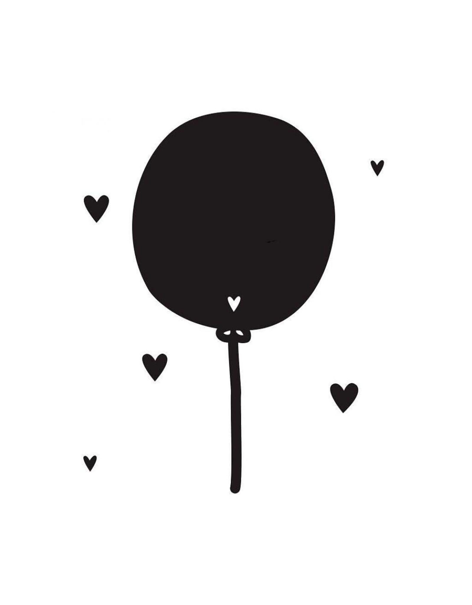 Muursticker you are my happy ballon
