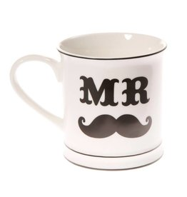 Tas Mr. moustache