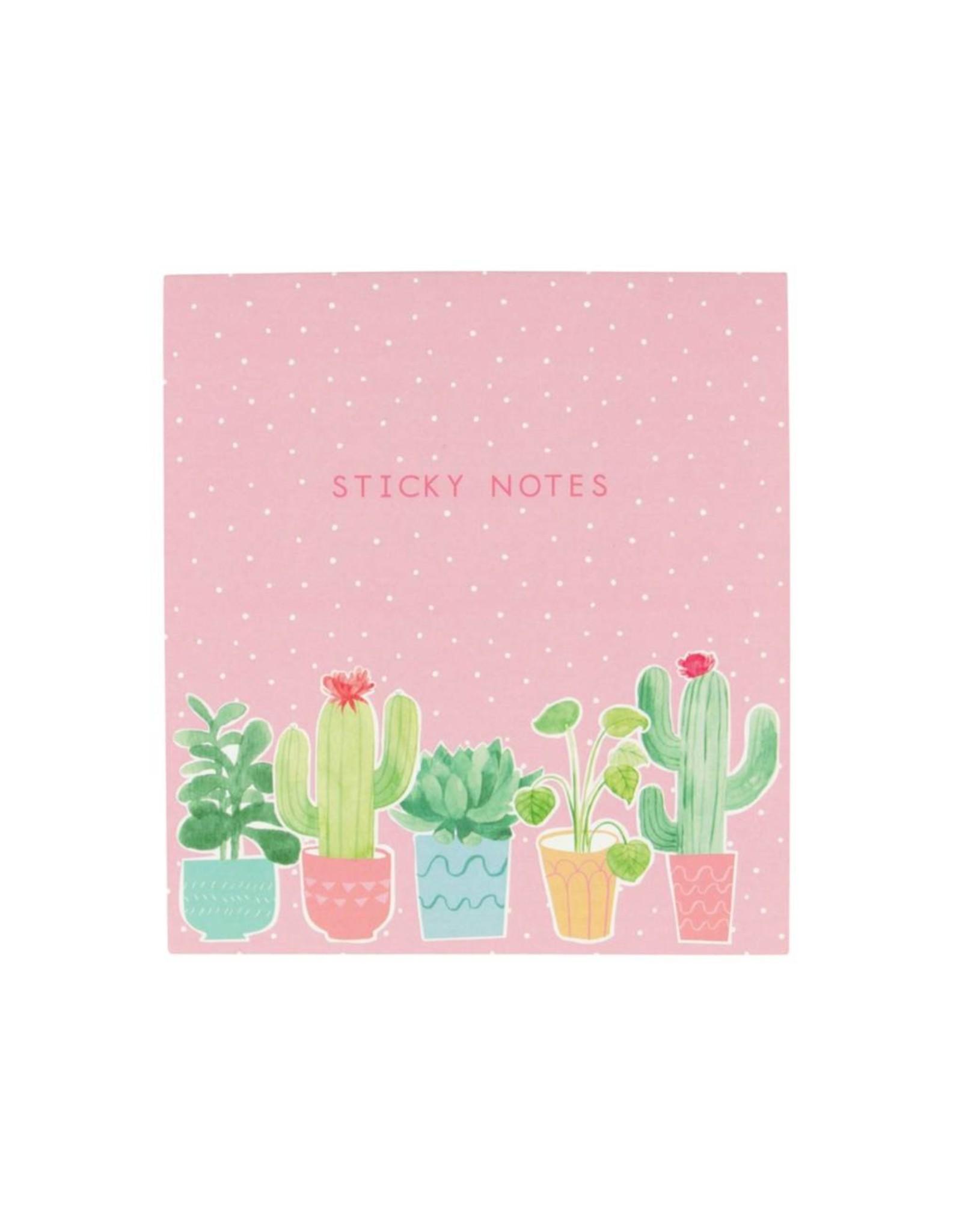 Post-its cactus