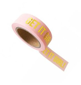 washi tape Get it girl