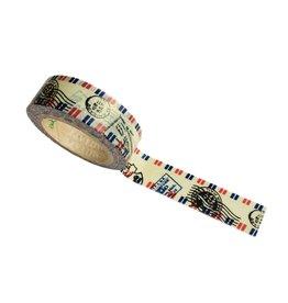 washi tape postmark