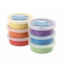 Foam Clay® 6x14g metallic