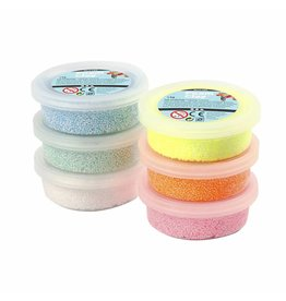 Foam Clay® 6x14g glitter