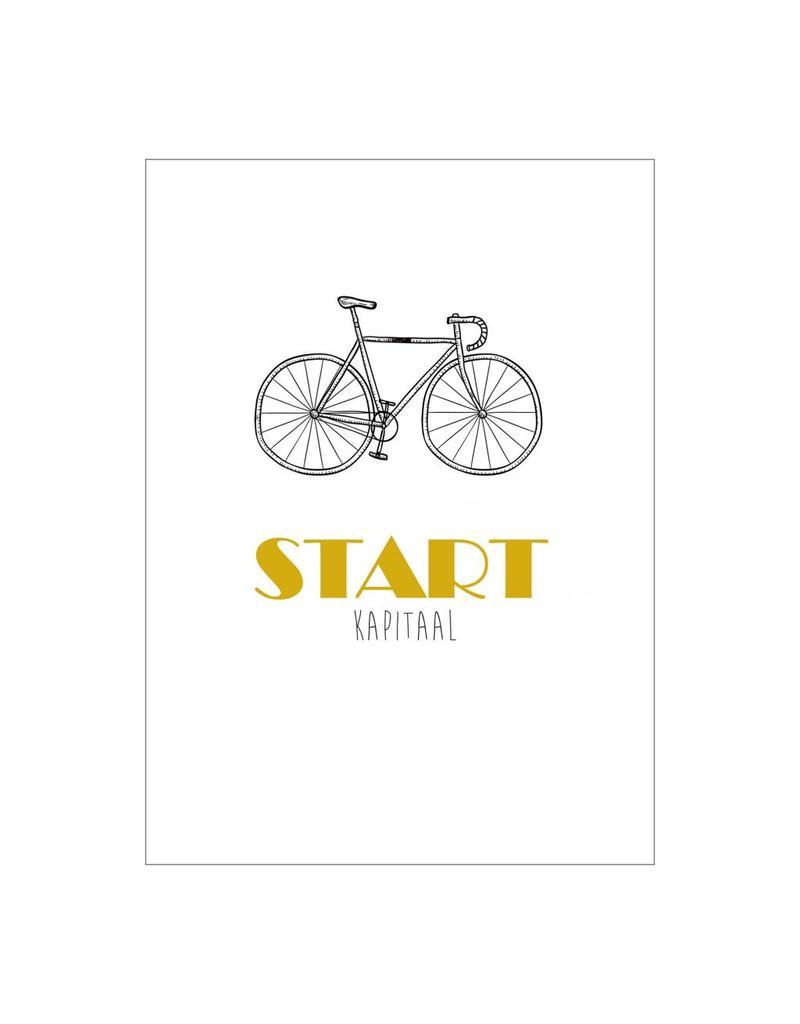 postkaart Startkapitaal