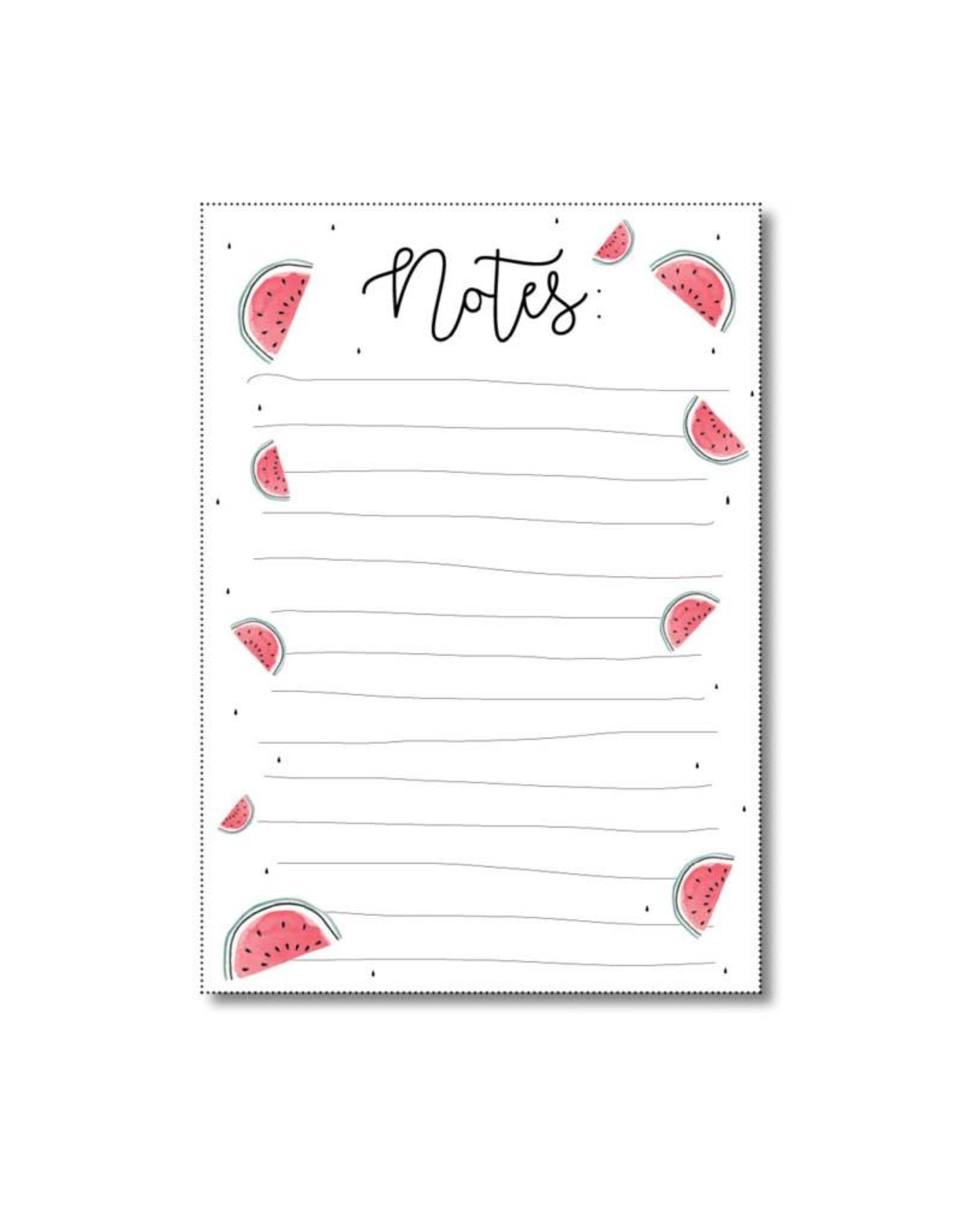 Notablokje watermeloen