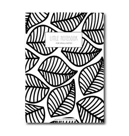 Notablok A6 botanical