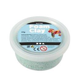 Foam Clay® 35g glitter lichtgroen
