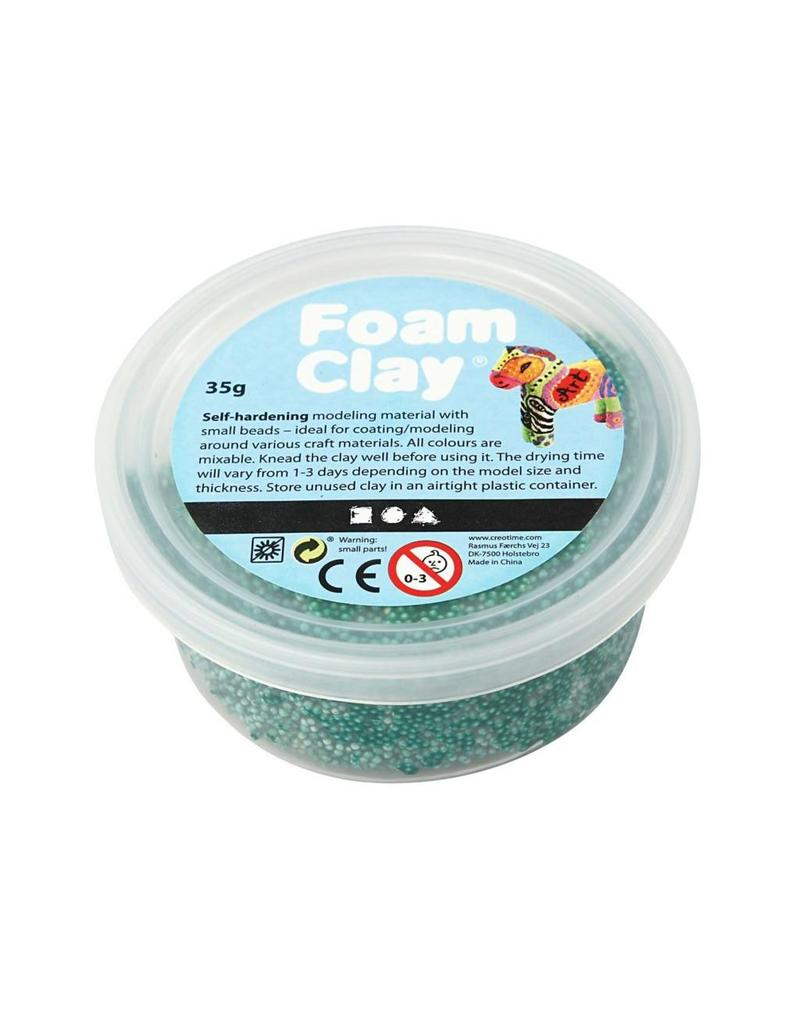 Foam Clay® 35g donkergroen