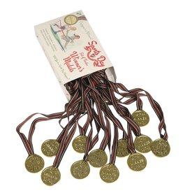 Medailles (set van 12)