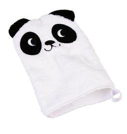 Washandje panda