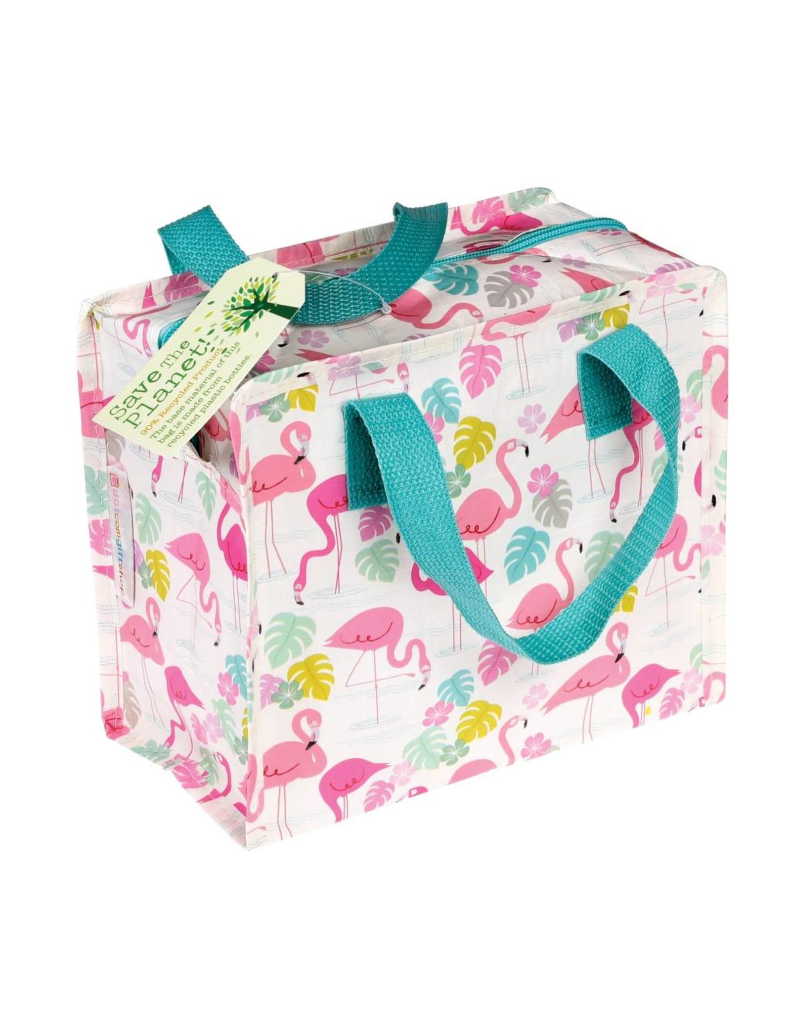 Mini zakje flamingo