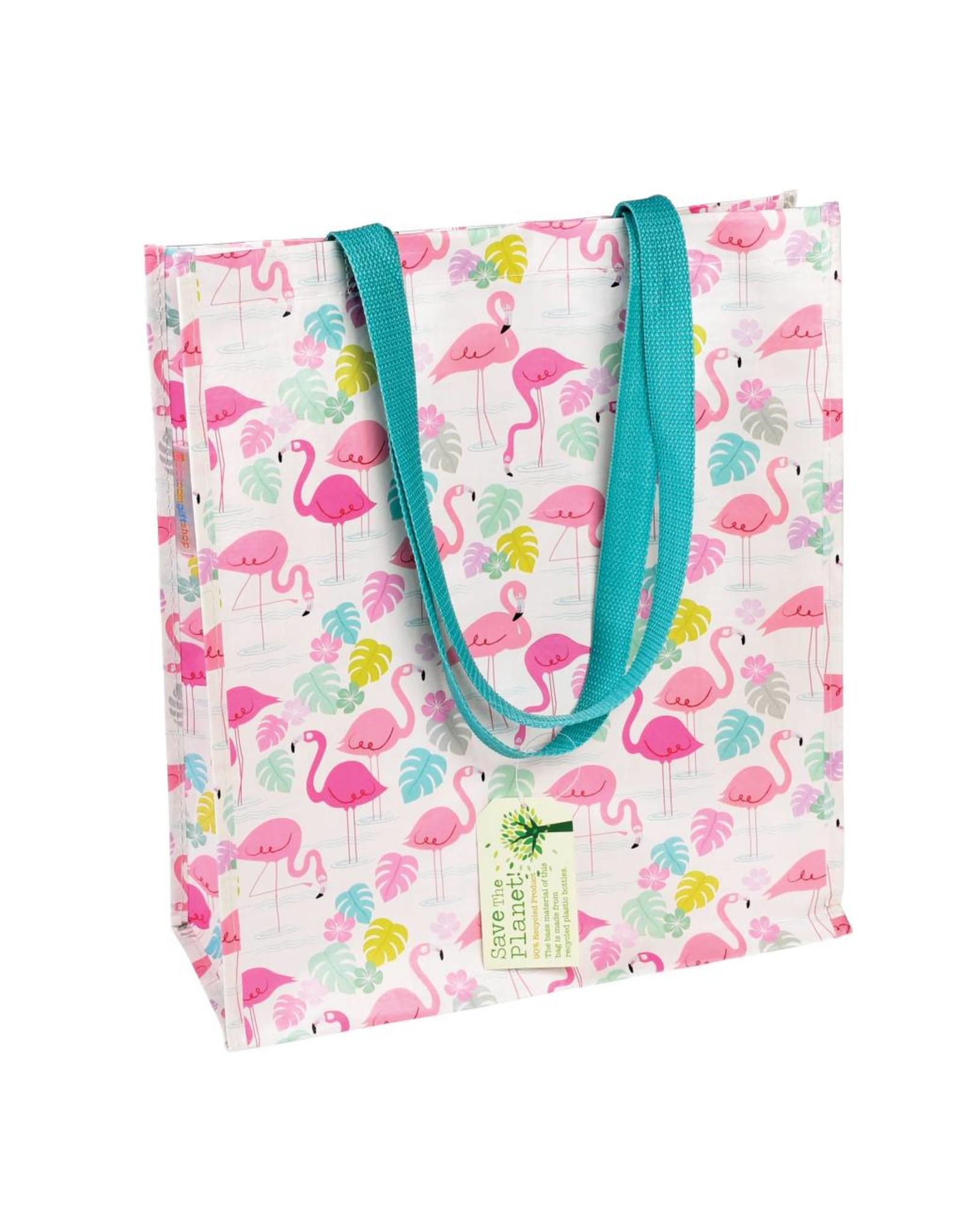 Shopper A3 flamingo