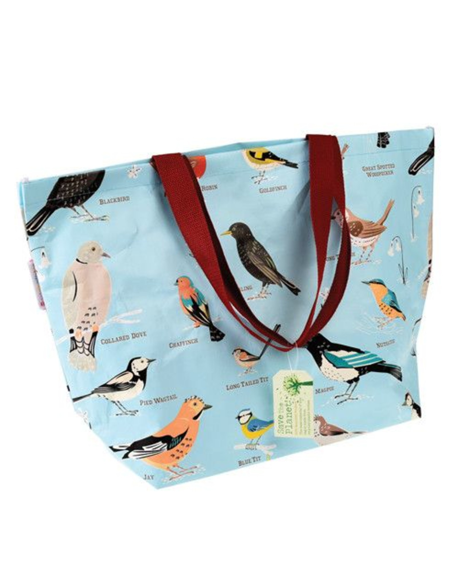 Shopper XL vogel