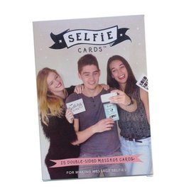 Set kaartjes selfie