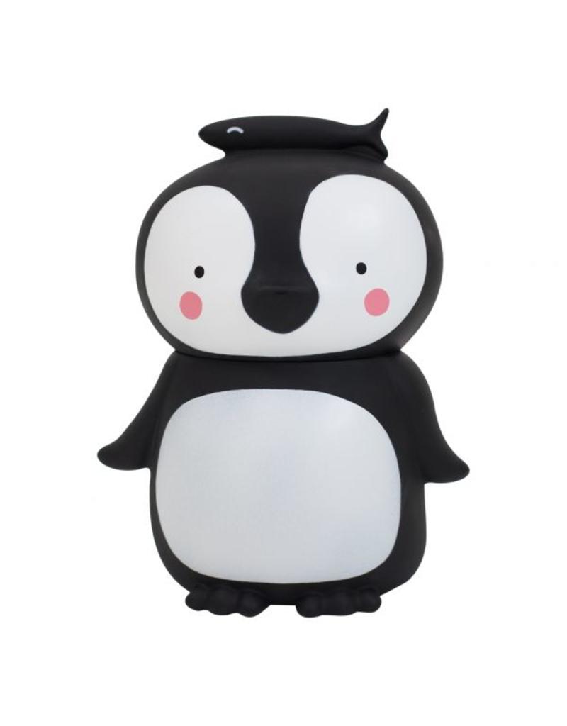 Spaarpot pinguin
