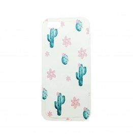 Hoesje iPhone cactus 5