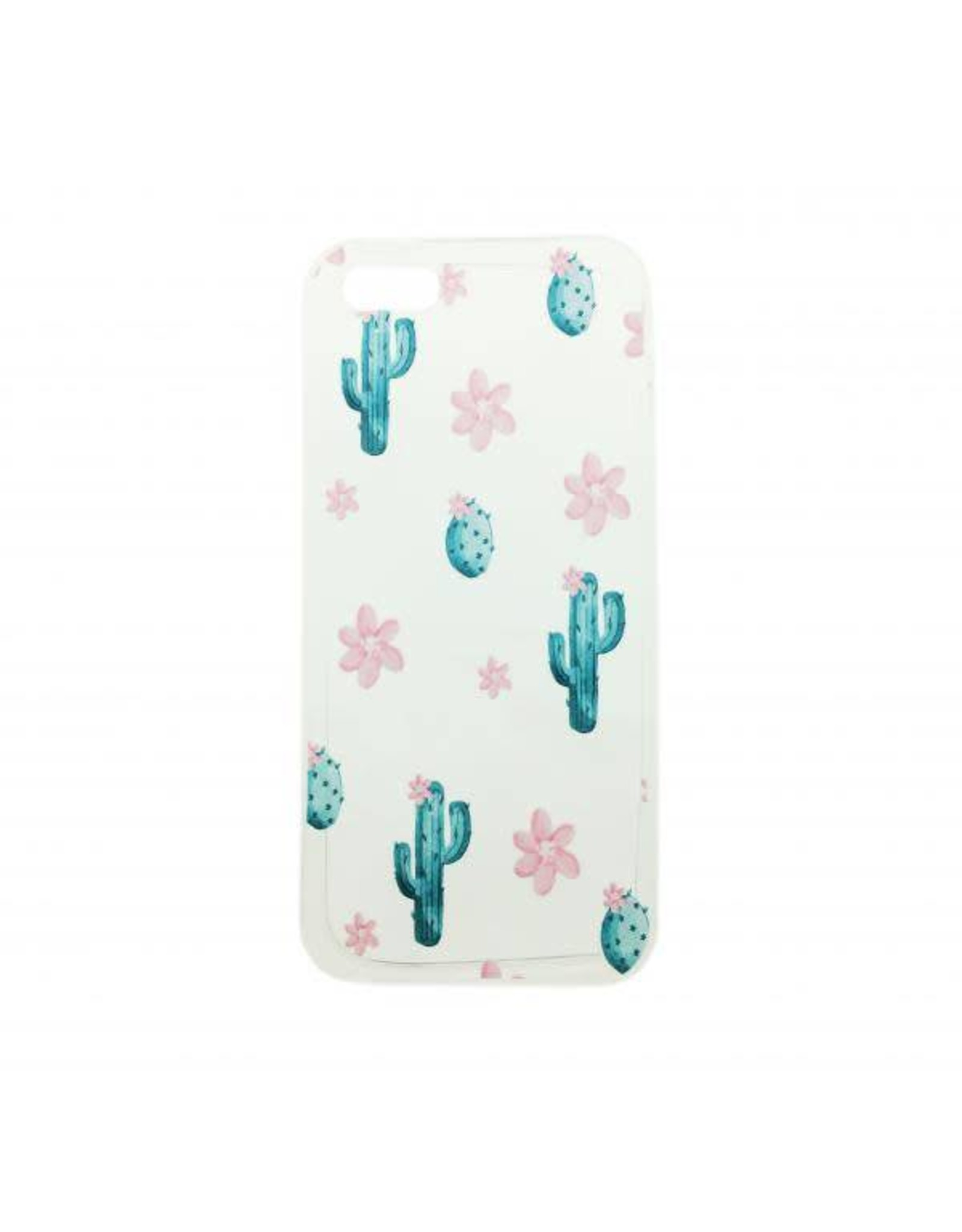 Hoesje iPhone cactus 7