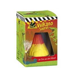 Magische vulkaan/dino