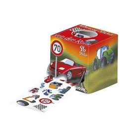 Stickerrol voertuigen