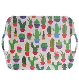 Dienblad cactus