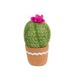 Gehaakte cactus roze enkel