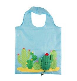 Opvouwbaar zakje cactus