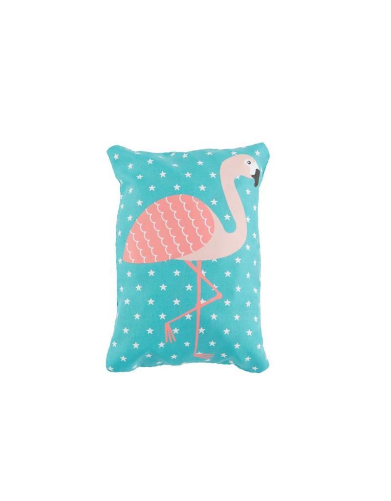 Opvouwbaar zakje flamingo
