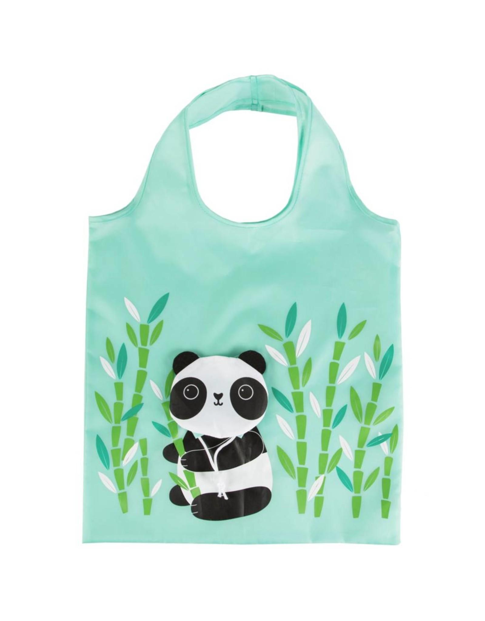 Opvouwbaar zakje panda