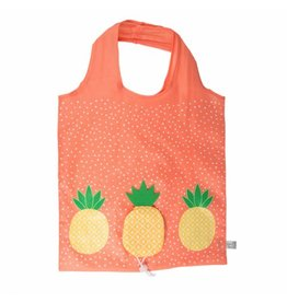 Opvouwbaar zakje ananas
