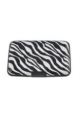 Kaartenhouder zebra