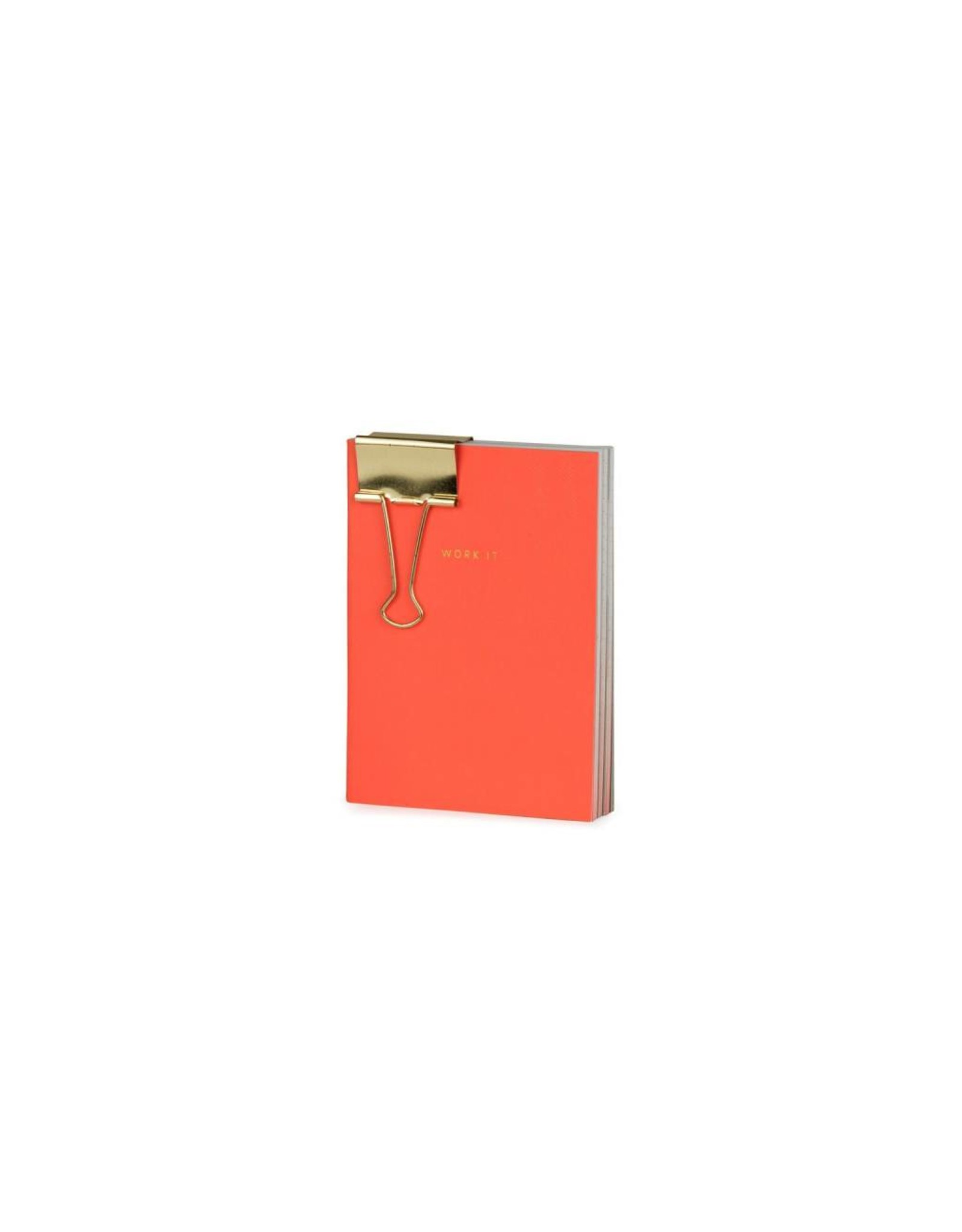 Notaboekjes met clip