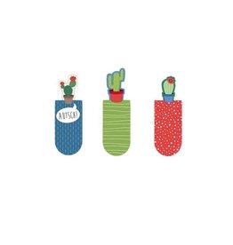 Magnetische bladwijzers cactus