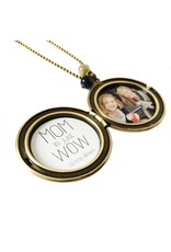 Locket konijn monocle