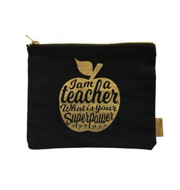 Etui I'm a teacher, what is your superpower?