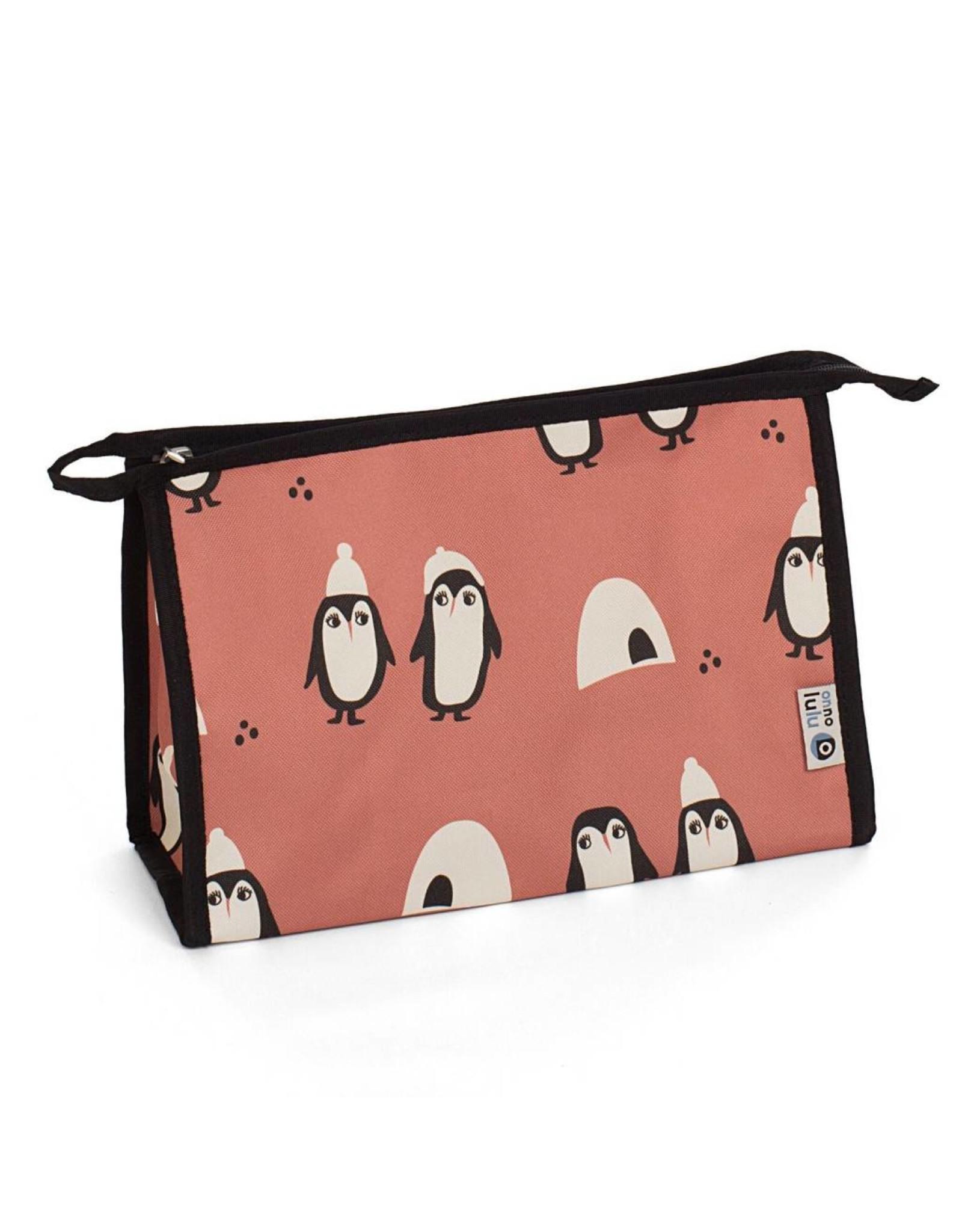 Toiletzak pinguïn groot