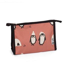 Toiletzak pinguïn klein